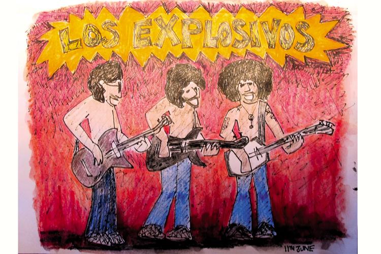 Los Explosivos