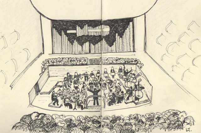 orchestra of the age of enlightenment at festival hall