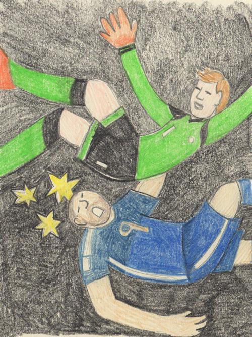 Neuer and Higuain