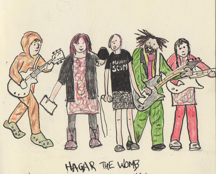 Hagar the Womb