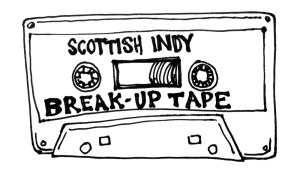 break up tape