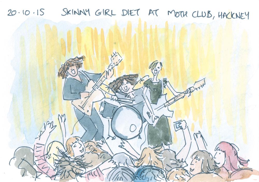 skinny girl diet