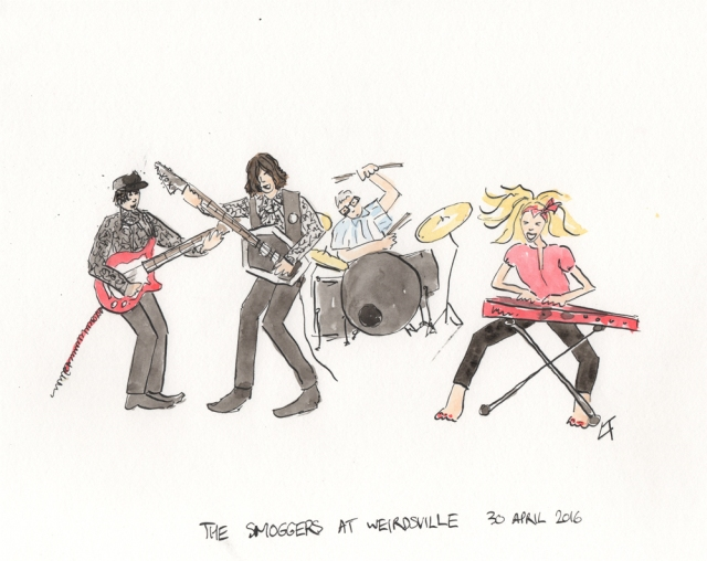 the smoggers